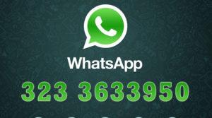 Corpopance abre linea de whatsapp para sus afiliados.