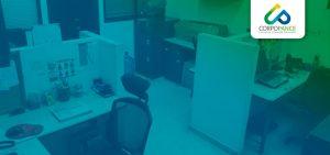 Gracias a Unicentro por la remodelación de las oficinas de Corpopance